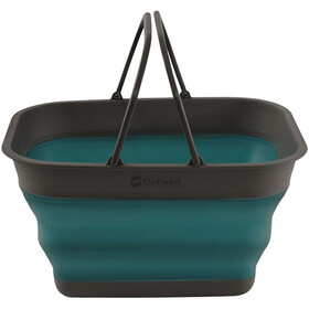 Outwell Collaps - Sac - with Handle gris/Bleu pétrole